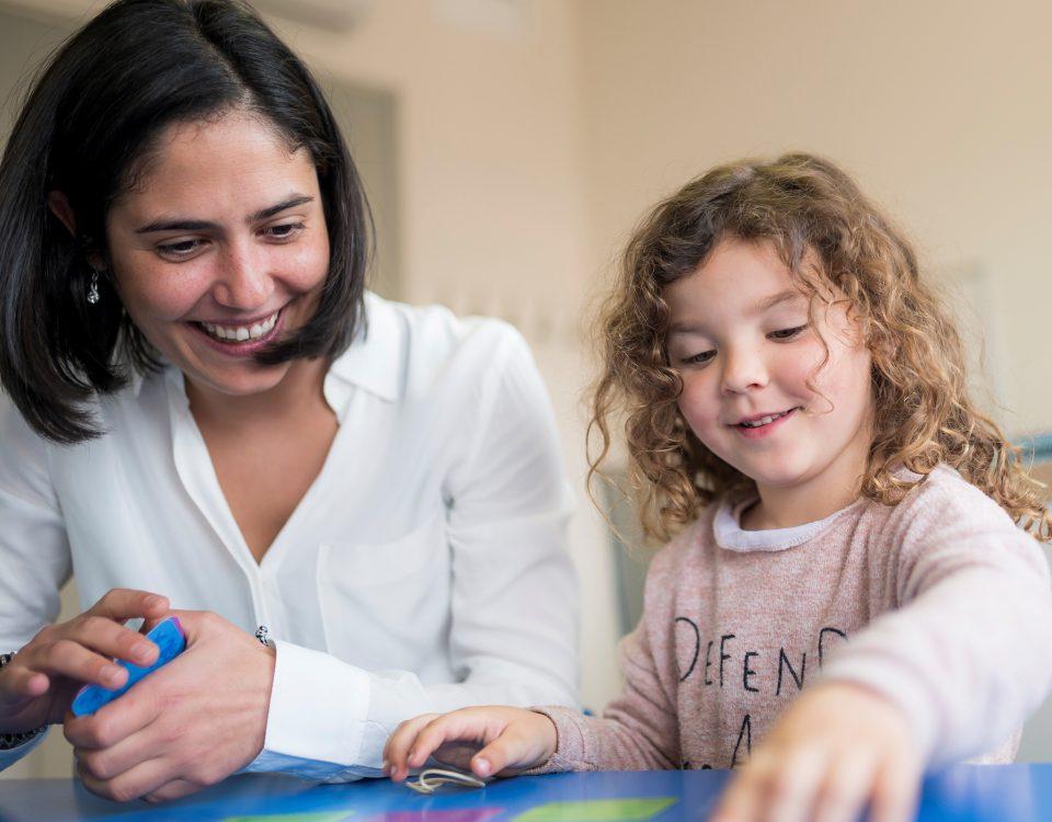 tratamiento logopédico infantil